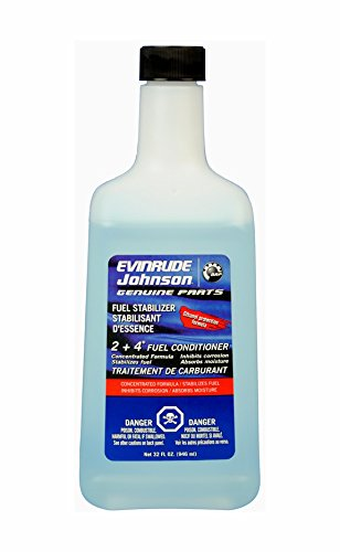 BRP Evinrude Johnson 2+4 Fuel Conditioner 32 oz Quart 766210