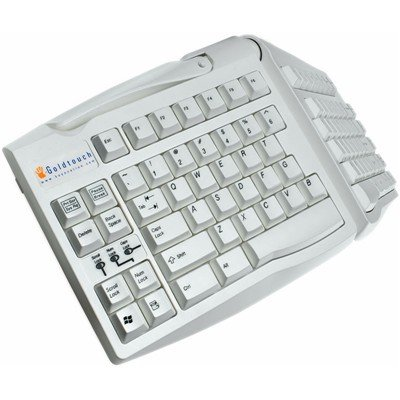 Goldtouch Std Usb Keyboard-Putty-PC