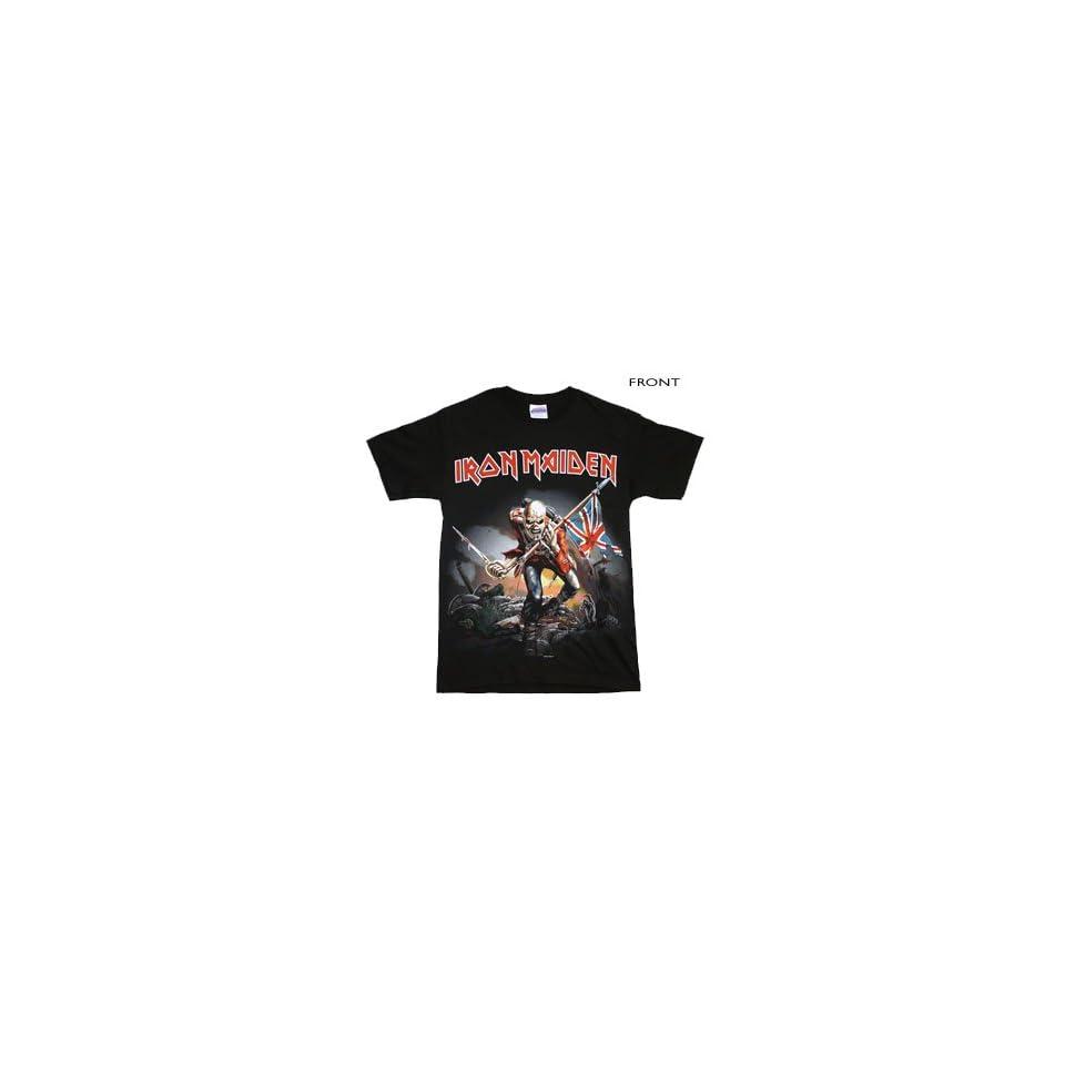 Rockabilia Iron Maiden Yellow Killers T shirt
