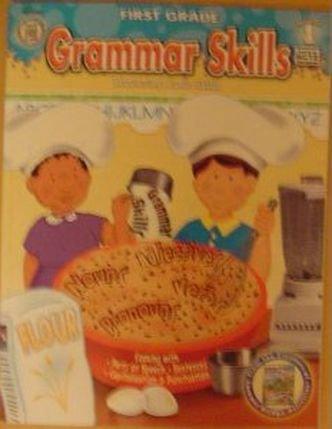 Grammar, 1st Grade: Mastering Basic Skills