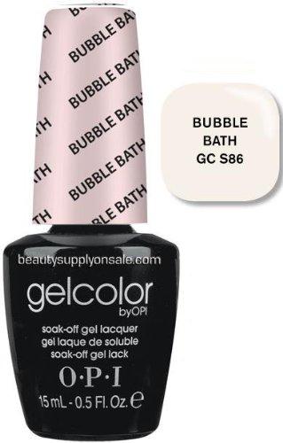 OPI Gel Color - Bubble Bath 15ml - Soak Off Gel Lacquer