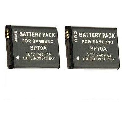 two-2x-samsung-bp-70a-bp70a-generic-replacement-rechargeable-lithium-ion-batteries
