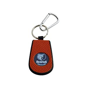 Memphis Grizzlies Classic Basketball Keychain by GameWear