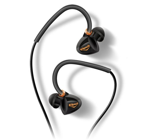 Klipsch Custom 3 - High Performance Noise-Isolating Earphones