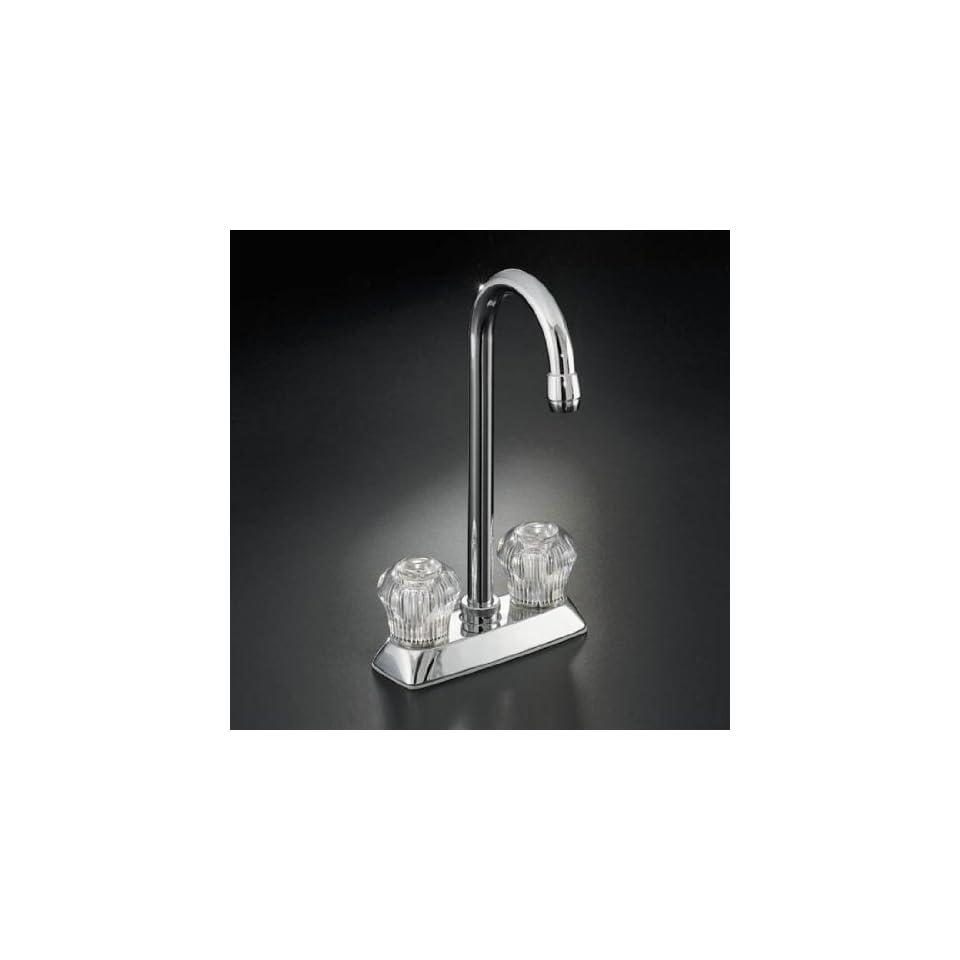 Kohler K P15275 CP Kohler Coralais Bar Sink Faucet Polished