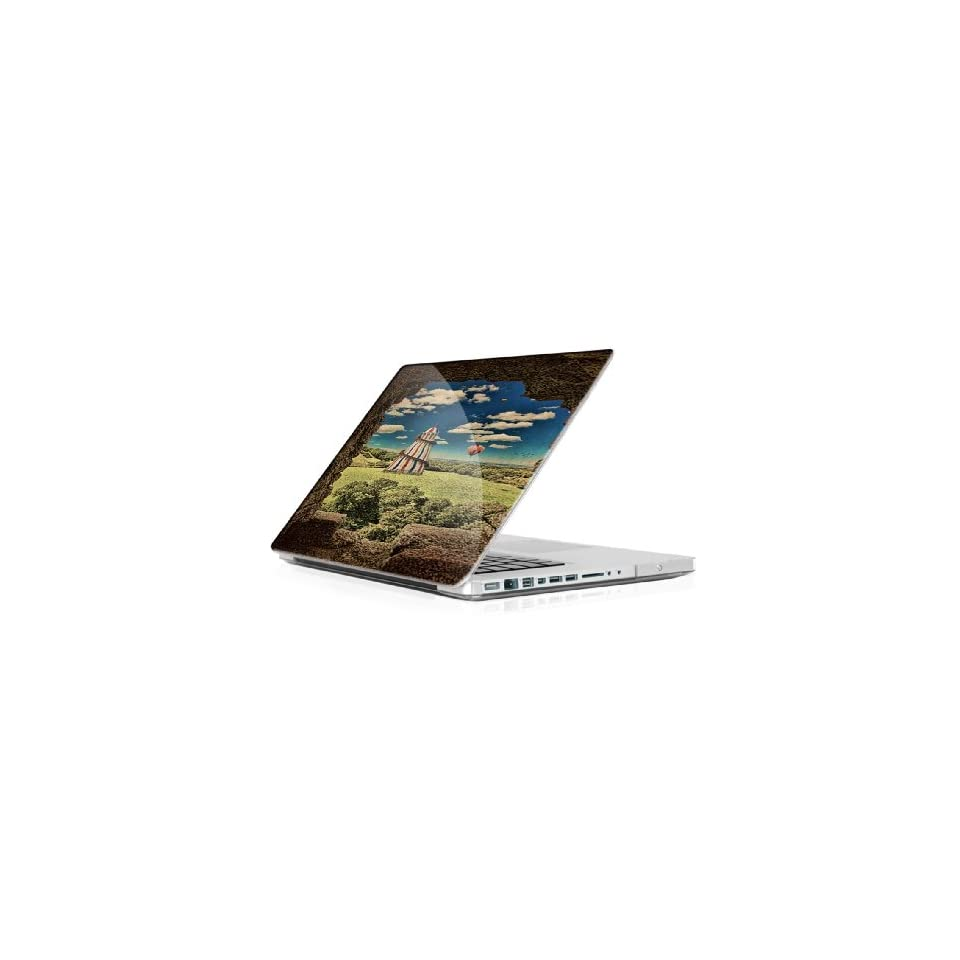 The View From My Window   Universal Laptop Notebook Skin Decal Sticker Made to Fit 10 13 15.6
