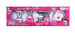 Tickles Pink Mini Battery Operated Household Set Toy Girl 55.4 cm