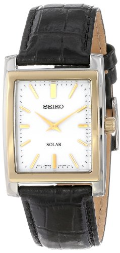Seiko Men's SUP898 Strap Strap Watch