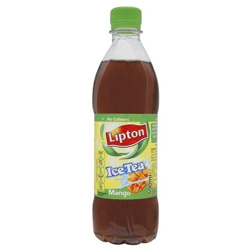 Lipton Ice Tea Mango 12 x 500ml
