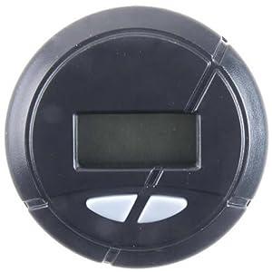 Clock Round Digital
