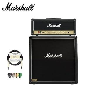 marshall dsl100h 1960a kit 1 guitar amp head and 4x12 speaker cabinet kit musical. Black Bedroom Furniture Sets. Home Design Ideas