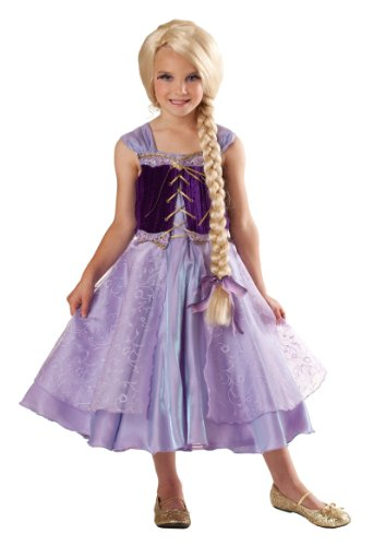 Princess Paradise - Tower Princess Child Costume