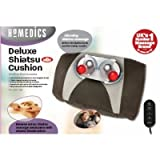 HoMedics Deluxe Shiatsu Massage Cushion - Model:SP-39H-GB - Great Gift Idea
