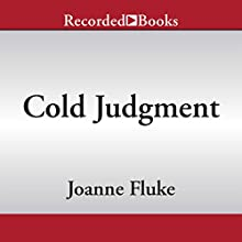 Cold Judgment (       UNABRIDGED) by Joanne Fluke Narrated by Brian O'Neill