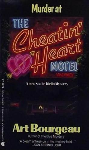 Murder at the Cheatin' Heart Motel, Bourgeau, Art