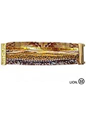 Hipanema Lion Bohemian Fashion Bracelet (M)