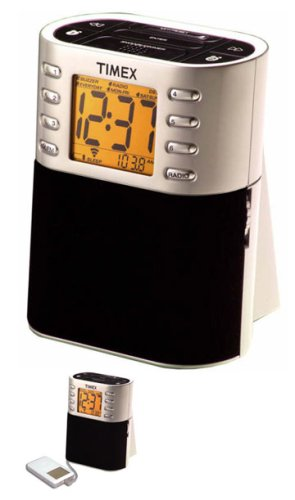 Timex Nature Sounds Clock Radio w/MP3 Line In T307