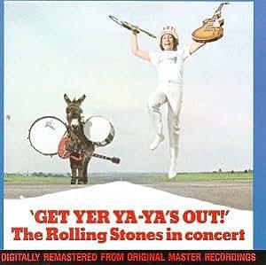 Get Yer Ya-Ya's Out!