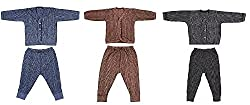FABLOOK Cute Little Baby Thermal Suit/ Warmer(SMALL-0-3MONTHS)