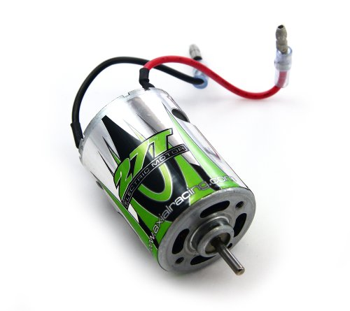 Axial Scx10 Rubicon * 27T 540 Electric Motor * Am27 27 Turn Brushed 4Wd Ax24004