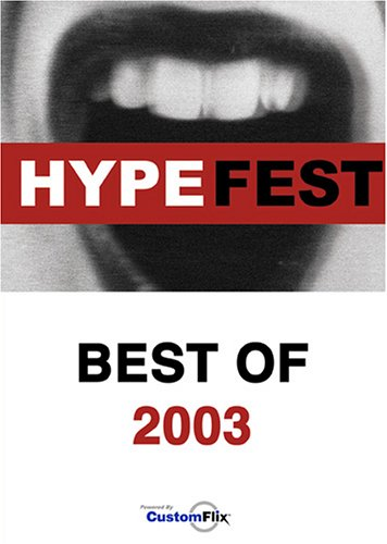 Cover art for  Best Of HypeFest 2003