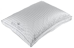 Amazon Com Royal Velvet Silver Elegance White Down