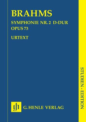 symphonie-nr-2-d-dur-op-73-studien-edition