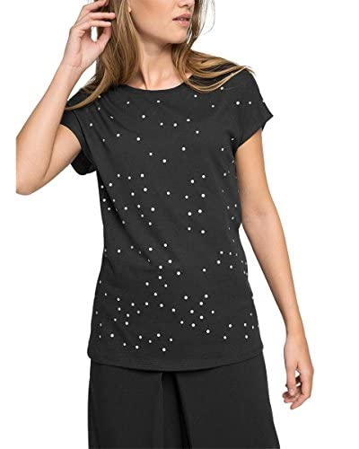 Esprit T-Shirt Manica Corta [Nero]