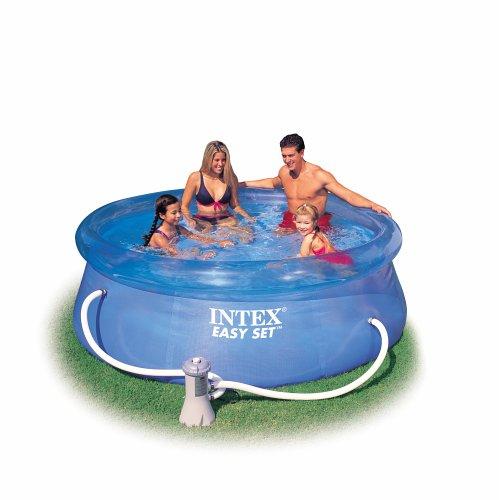 Avis easy set 56916 piscine hors sol 366 x 76 cm for Choix piscine hors sol
