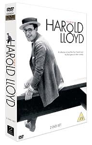 The Art Of Harold Lloyd [DVD]