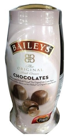 Baileys Irish Cream Liquor Filled Chocolates