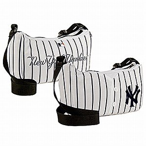 "New York Yankees Jersey Purse 12"" x 3"" x 7"" at Amazon.com"