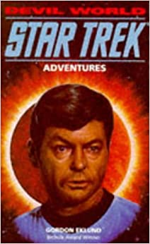 Devil World (Star Trek: Adventures): Gordon Eklund: 9781852865320