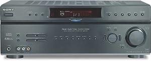 Sony STR-DE598 6.1 Channel Surround Sound AM/FM Audio/Video Receiver (Discontinued by Manufacturer)