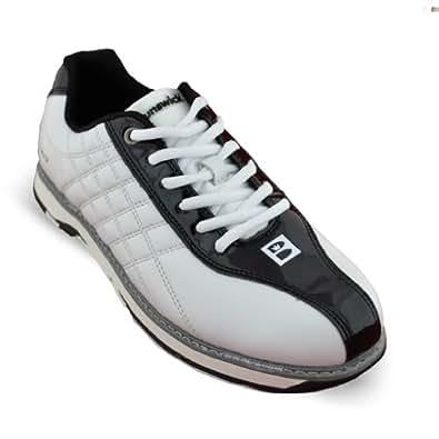 brunswick glide bowling shoes white