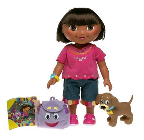 Fisher Price Dora Explorer Dress Up Adventure