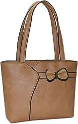 Utsukushii Women's Handbag(Beige)