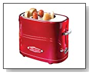 Nostalgia Electrics Pop-Up Hot Dog Toaster