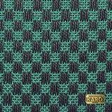 KARO(カロ) フロアマット SISAL(シザル) ホンダ トゥディ JW1 S60/09~H04/12 FF用 グリーン/ブラック