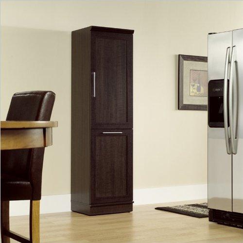 Sauder storage cabinet with drawer white