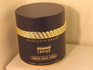 elizabeth grant caviar winter nachtcreme 100ml. Black Bedroom Furniture Sets. Home Design Ideas