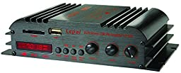 Lepai LP-269FS  4 x 45 Watts Mini Amplifier with Remote USB/MP3/SD and FM
