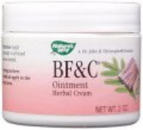 Buy BF&C Ointment 2 oz. (Nature's Way, Health & Personal Care, Products, Health Care, Pain Relievers, Joint & Muscle Pain Relief, Medications)