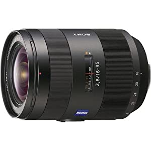 Sony SAL1635Z 16-35mm f/2.8 ZA Lens