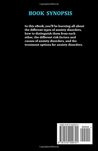 Living With Anxiety: A Book on Anxiety Disorders and Anxiety Management