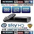 Sky+ HD Box 2TB. (DRX895)
