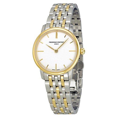 Frederique Constant Reloj de mujer Cinta de metal FC-200S1S33B