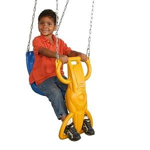 Wind Rider Glider Swing