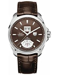 TAG Heuer Men's WAV5113.FC6231 Grand Carrera Calibre 8RS Watch