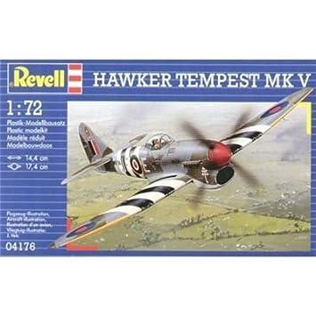 Revell - 4176 - Maquette d'Avion - Hawker Tempest V